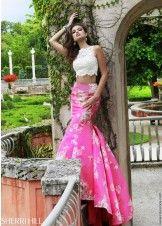 Sherri Hill 32073 Two Piece Mermaid Dress
