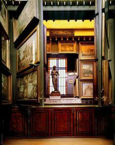 Image result for james soane's museum doors