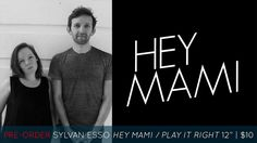 Sylvan Esso - Hey Mami (Audio) This is *Excellent* esp. with the bass turned up! ;)