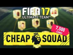 http://www.fifa-planet.com/fifa-ultimate-team/fifa-17-cheap-7-5k-overpowered-premier-league-squad-builder-fifa-17-ultimate-team/ - FIFA 17 CHEAP 7.5k OVERPOWERED PREMIER LEAGUE SQUAD BUILDER - FIFA 17 ULTIMATE TEAM  FIFA 17 Cheap 7.5k Overpowered Premier League Starter Squad Builder On FIFA 17 Ultimate Team. (BPL Team) What Other Cheap FIFA 17 Squad Builders Would You Like To See? Can We Smash 2,000 Likes For This Cheap & Overpowered Premier League Starter Team? Check t