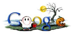 But Goog can create doodles for all the important holidays like Halloween. Halloween Logo, Halloween 2014, Halloween Games, Happy Halloween, Google Doodles, Doodle 4 Google, Google Icons, Logo Google, Art Google