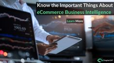 Check out the important things you need to know about eCommerce Business Intelligence to make use of your data more effectively. Understand the working of eCommerce BI and choose the best market solution to improve your business sales. Bi Tools, Business Sales, Business Intelligence, Software Development, Ecommerce, Need To Know, Improve Yourself, Marketing, Learning