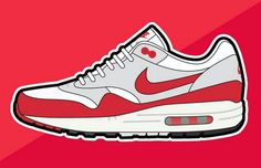 reputable site 0d3bb f5209 An epic visual guide to everything you need to know about Nike Air Max.