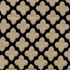 Stefanie Checker Contemporary Upholstery Fabric in black and beige, $19.95/yard