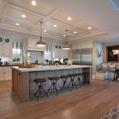 Waverly - traditional - kitchen - orange county - Brandon Architects, Inc.