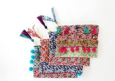 Liberty glasses purse by Lotts and Lots