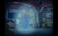 Fairy in Pinocchio 1940