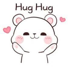 Bear Couple : Milk & Mocha by Shortie sticker Cute Couple Cartoon, Cute Cartoon Pictures, Cute Love Pictures, Cute Love Cartoons, Gif Lindos, Memes Lindos, Cute Bear Drawings, Cute Kawaii Drawings, Cute Love Memes