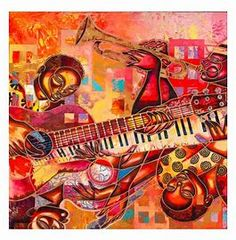Jazz Art Prints - Bing images