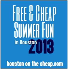FREE & CHEAP SUMMER FUN! We're sharing this on the KSBJ Afternoon Show today & tomorrow, but you can sneak a peek here, too!