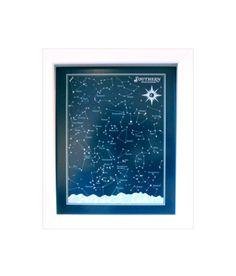 Constellation print $20