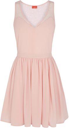 Oasis Ballerina Lace Skater Dress