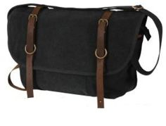 Rothco Vintage Explorer Messenger Bag