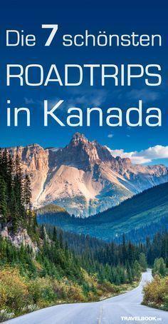 """Wussten Sie, dass Kanada der zweitgrößte Staat der Erde ist? Von der Atlantikküste im Osten bis zur Pazifikküste sind es mehr als 5000 Kilometer. Dazwischen liegen: zahlreiche Nationalparks, Seen, Berge, Wälder und spannende Metropolen. Am besten lassen sich die vielen Highlights des Riesenlandes im Wohnmobil oder Auto """"erfahren"""". TRAVELBOOK zeigt 7 spektakuläre Roadtrips in Kanada."""
