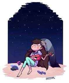 Universo Alterno donde Star y Marco estan casados, son Reyes y tienen… #fanfic # Fanfic # amreading # books # wattpad