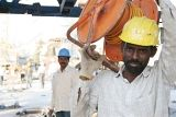 Middle East: Migrant workers in the Middle East often exploited
