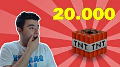 20.000 TNT PATLARSA NE OLUR? (MİNECRAFT) Minecraft, Youtube, Youtubers, Youtube Movies