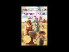 Sarah Plain And Tall Book Trailer  IL 3-5