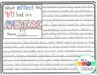 Students write what
