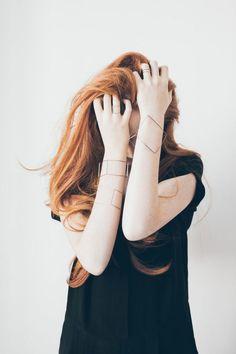 """پایش را برای فرار از روزمرگی کمی فراتر گذاشت و... حالا درون تنهاییش دست کسی را میگیرد که تا بحال ندیده است! #کیوان_میرشاهی  Amelie Herondale. """"Her red hair was exactly like her mothers."""" Jace"""