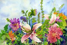 florals | Marni's Art