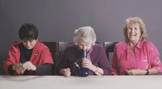 Three Grandmas Smoke Weed For The First Time And It's Hilarious