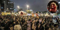 Galdino Saquarema  DESABAFO: Quinto dia consecutivo de Protesto contra Temer