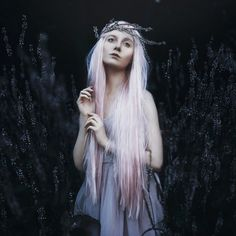 Morana (Morena, Mor, Mara) Slavic goddess of winter, death, and the Underworld. Messenger of wilting, impotent old age, and disease.