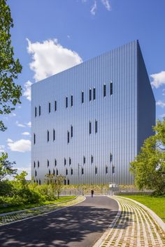 Gallery of Public Safety Answering Center II / SOM - 9