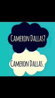Cameron dallas❤️