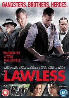 Lawless [DVD]:Amazon:Film & TV Mmm Tom Hardy
