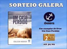 Colleen Hoover, Galera Record, Prize Draw, Reading