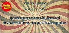 ¡Tip Viajero #1! ¿Se te ocurre un consejo de viaje? ¡Bienvenidos los comentarios!  #Tip #TipViajero #Viaje #Tips