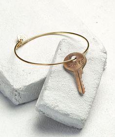 Dainty Bangle Bracelet