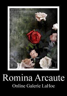 Romina Arcaute New Art, Painting, Painting Art, Paintings, Painted Canvas, Drawings