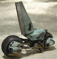 riderless autobike