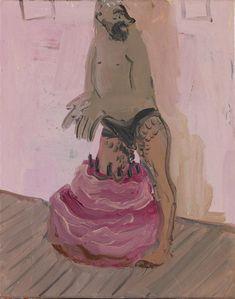 maurozag:  Tala Madani - Diving in Cake (2006)