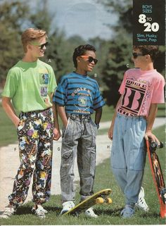 Bugle Boy Clothing...    ~D~