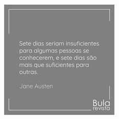 Jane Austen, Not Enough, Getting To Know, Books, Thinking About You