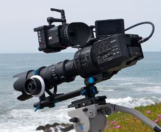 SONY small and large format video cameras are awesome.