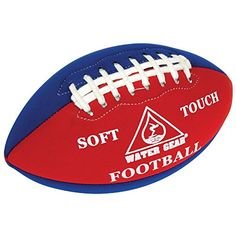 Water Gear Soft Touch Football *** Check this awesome product by going to the link at the image.Note:It is affiliate link to Amazon.