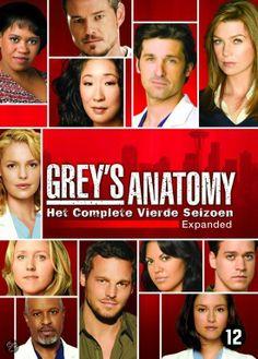Grey's Anatomy - Seizoen 4 (5DVD)