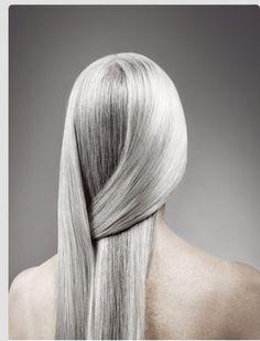 Pastel Hair -  Silver