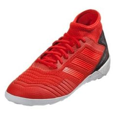 227dcdbc9 adidas Predator Tango 19.3 IN Indoor Soccer Shoe - Active Red Solar Red Core