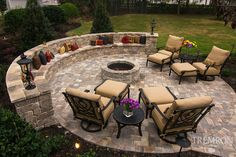 Add more Seating to patio-Sierra Olde Towne Pavers Tremron Jacksonville Pavers, Retaining Walls, Fire Pits