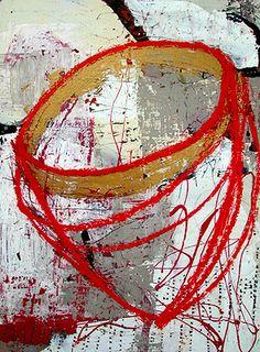 I AM WILD ABOUT JYLIAN GUSTLIN'S ART! Vessels Jylian Gustlin