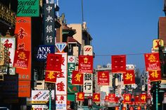 Chinatown, San Francisco - Top 10 things to do in San Francisco