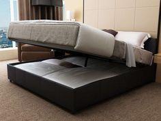 LivingSocial Shop: Easy Lift Storage Bed