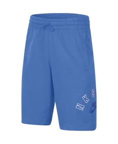 Boys Designer Clothes, Pacific Blue, Blue Nike, Kids Shorts, Jersey Shorts, Nike Sportswear, Big Boys, Audi