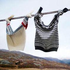 classic Norwegian knitting